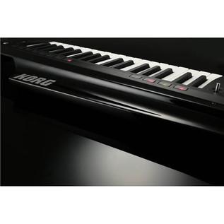 Korg RK-100S Keytar 37 Note Performance Keyboard, Black