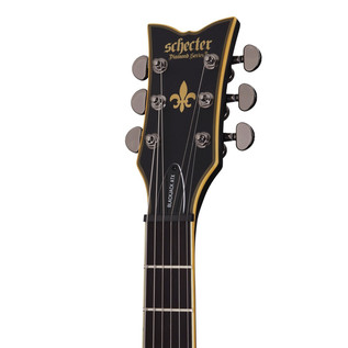 Schecter Blackjack ATX Solo-II Electric Guitar, Aged Black Satin