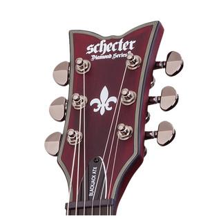 Schecter Blackjack ATX Solo-ii Electric Guitar, Vampyre Red Satin