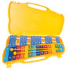 Performance Percussion G5-G7 25 NOTA Glockenspiel, teclas de color