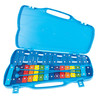Performance Percussion G5-A7 27 Nota Glockenspiel, teclas de color