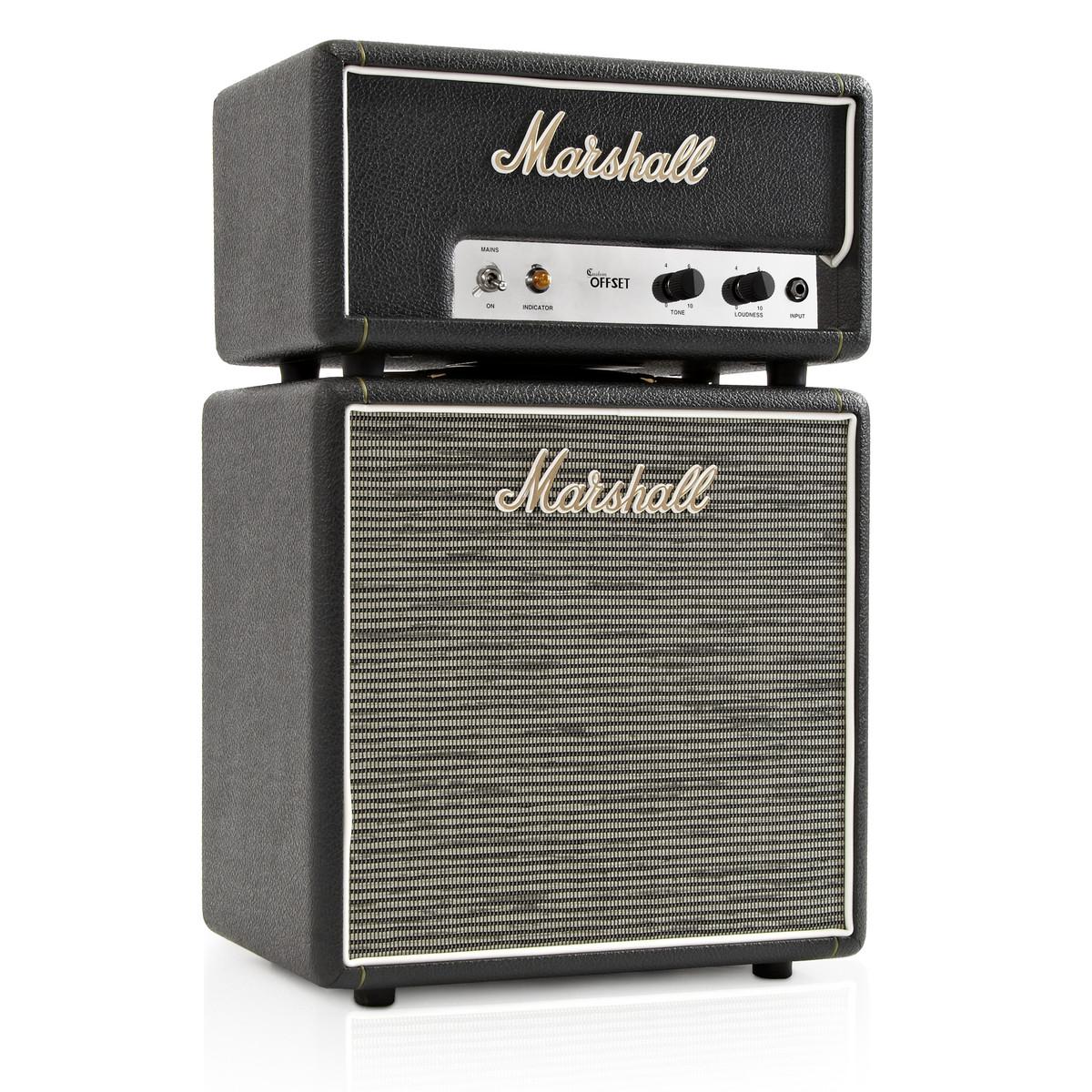 Marshall custom offset ii limited edition valve guitar amplifier