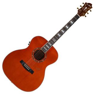 Hagstrom Siljan Custom Guitar, Mandarin
