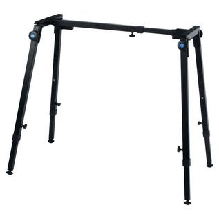 Quiklok Adjustable and Foldable Mixer/DJ/Keyboard Stand