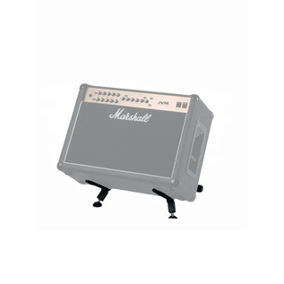 Quiklok Heavy Duty Adjustable Amp Stand, with Dual Support Arms