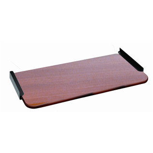 Quiklok Z-712 Keyboard Shelf, Cherry