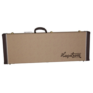 Hagstrom B-61 Hag Case For Beluga Bass Guitars