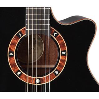 Luna Fauna Nox Electro Acoustic Guitar