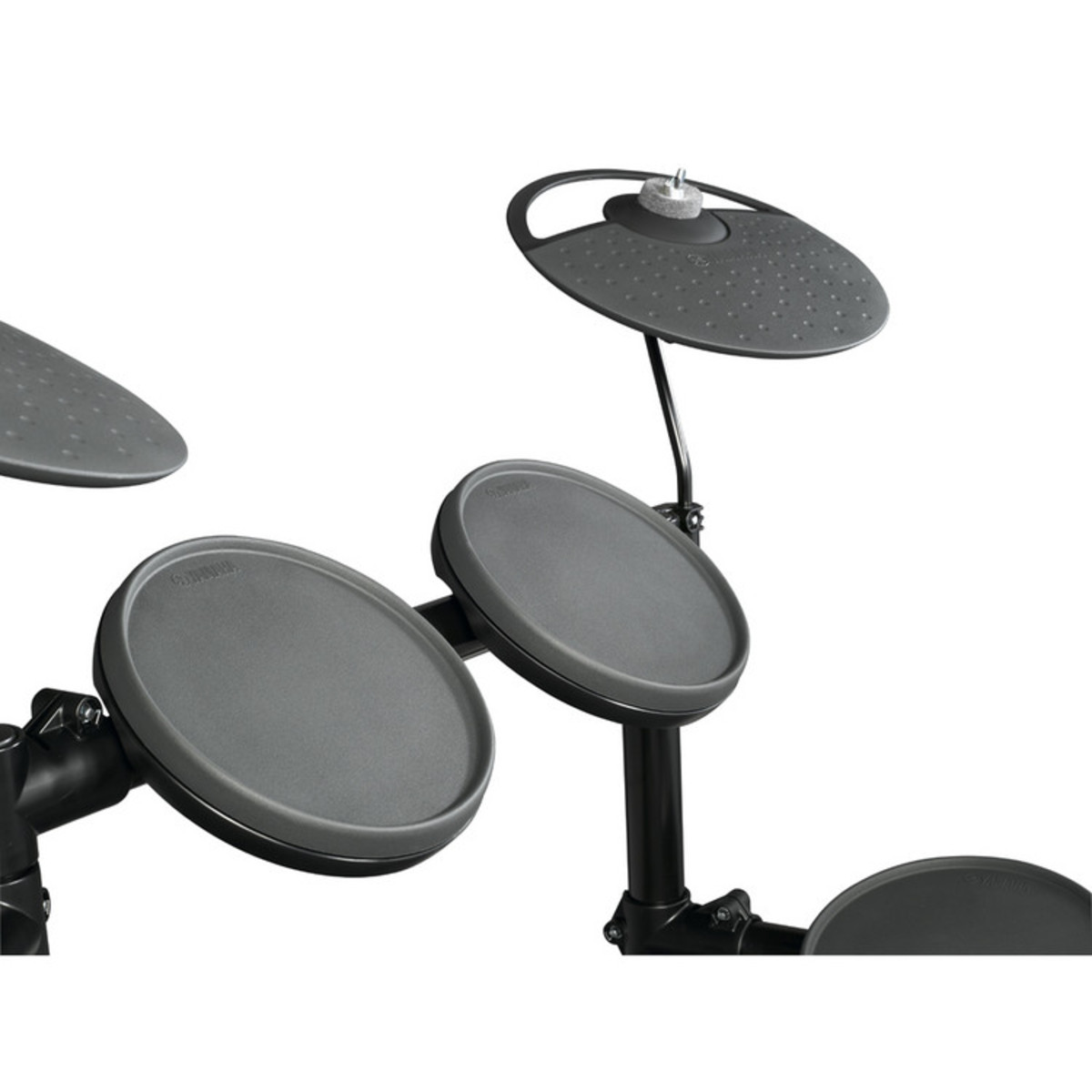 Yamaha dtx450k electronic drum kit nearly new at for Yamaha drum pads