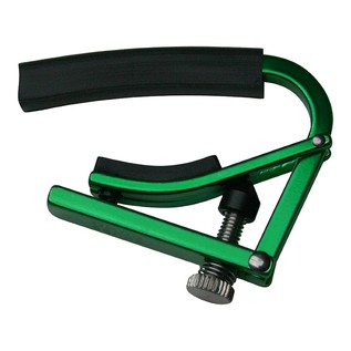 Shubb L4 Radically Curved Capo, Green