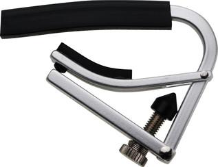Shubb L3 12-String Guitar Capo, Silver