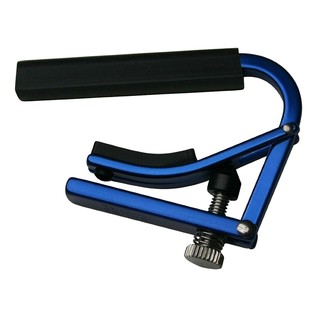 Shubb L2 Nylon String Guitar Capo, Blue