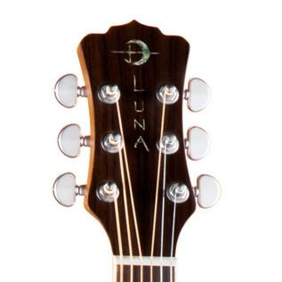Luna Muse Burst Dreadnought Acoustic Guitar