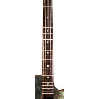Luna Gypsy Lady of Shalott Acoustic Guitar