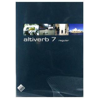 Audioease Altiverb V7 Regular Convolution Based Reverb