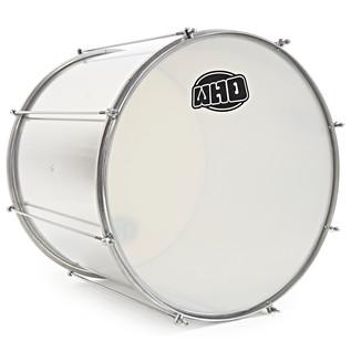 WHD Aluminium Bumbo Bass Drum 22 inch x 30cm