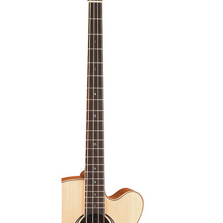 Luna Muse Electro Acoustic Bass Guitar