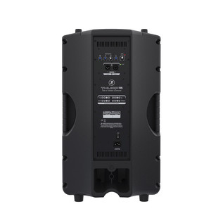 Mackie Thump 15 Active PA Speaker Pair with Speaker Stands