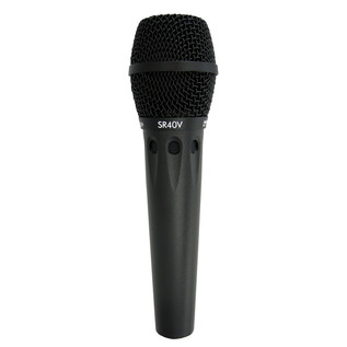 Earthworks SR40V Cardioid Stage Vocal Microphone 80Hz-40kHz