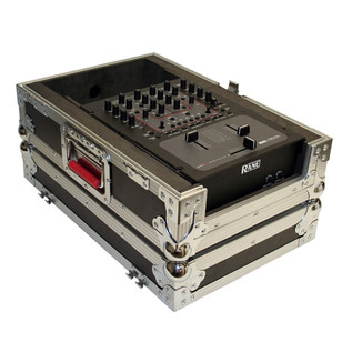 Gator Tour Case For 12'' DJ Mixers (Mixer Shown Not Included)