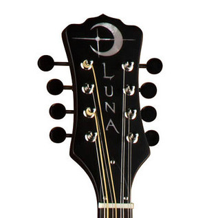 Luna Trinity Electro Acoustic Bouzouki