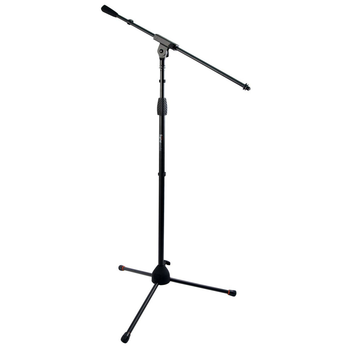 Image of Frameworks 2010 Standard Tripod Mic Stand with Single Section Boom