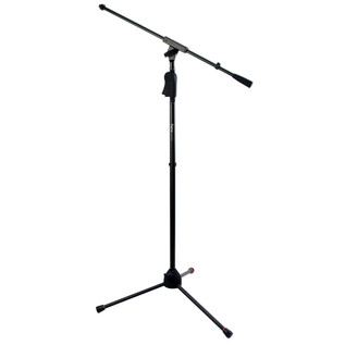 Frameworks GFW 2110 Deluxe Tripod Mic Stand with Single Section Boom