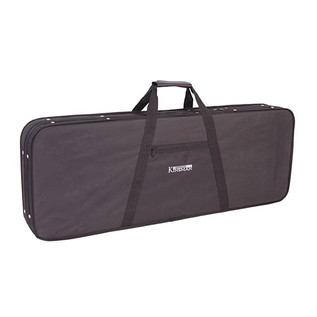 Kinsman Hard Foam Electric Guitar Case - Black