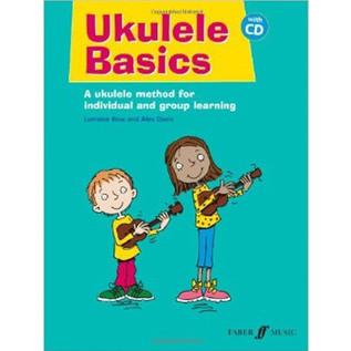 Ukulele Basics Tuition Book and CD
