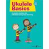 Ukulele grundlæggende undervisning bog og CD