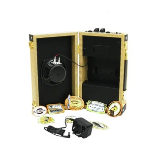 Luna Ukulele Suitcase Amp
