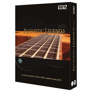 Vir2 Instruments Acoustic Legends HD