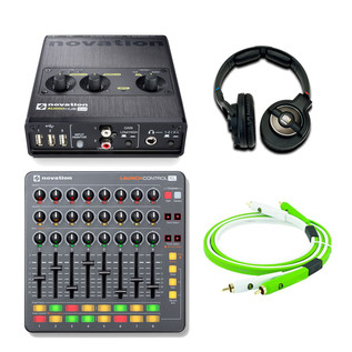 Novation Audiohub DJ and Producer Bundle
