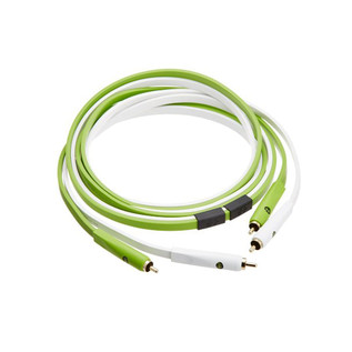 Neo Oyaide d+ RCA Class B 2M Cable Green