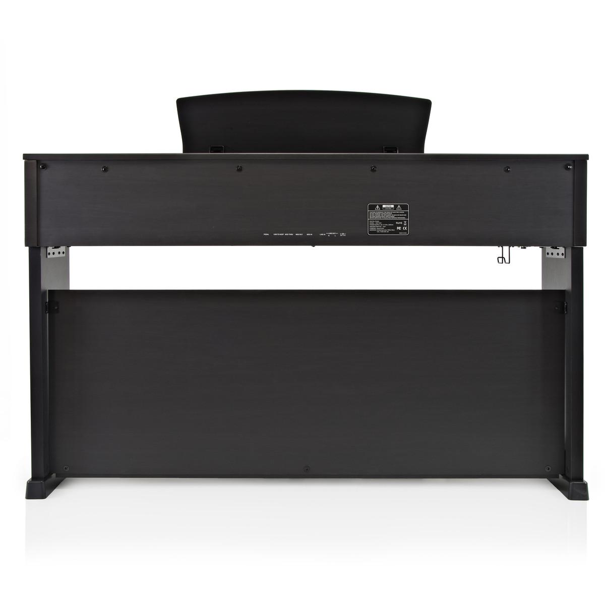 Minster MDP1650 Digital Piano, Dark Rosewood