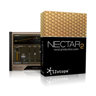 iZotope Nectar2 Vocal Processing Tool