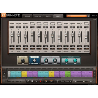 Toontrack EZdrummer 2 Virtual Drummer Software