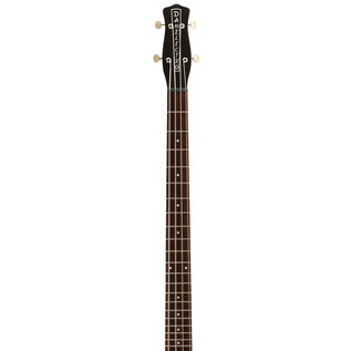 Danelectro Hodad Bass Guitar, Gloss Black 4