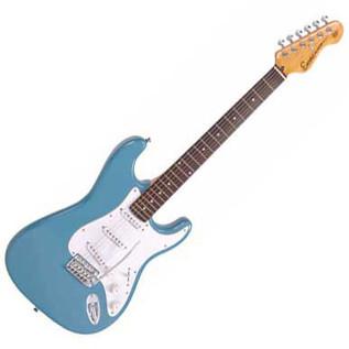 Encore E6 Electric Guitar, Blue
