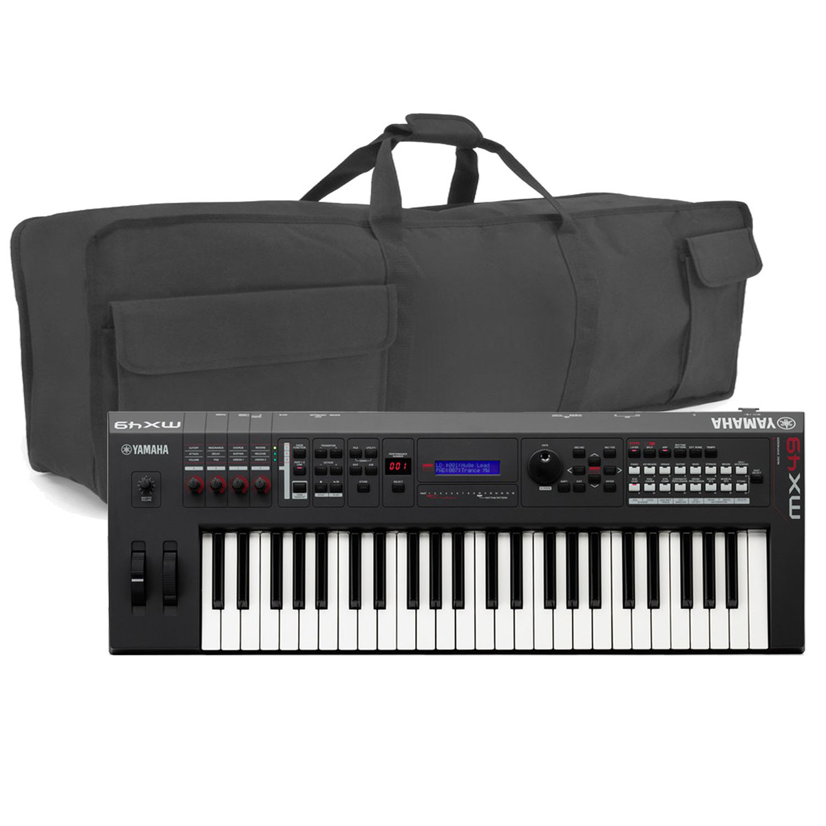 Yamaha MX49 Music Production Synthesizer + FREE BAG