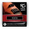 D ' Addario NS elektrische Violine String Set, 4/4-Scale, Medium Tension
