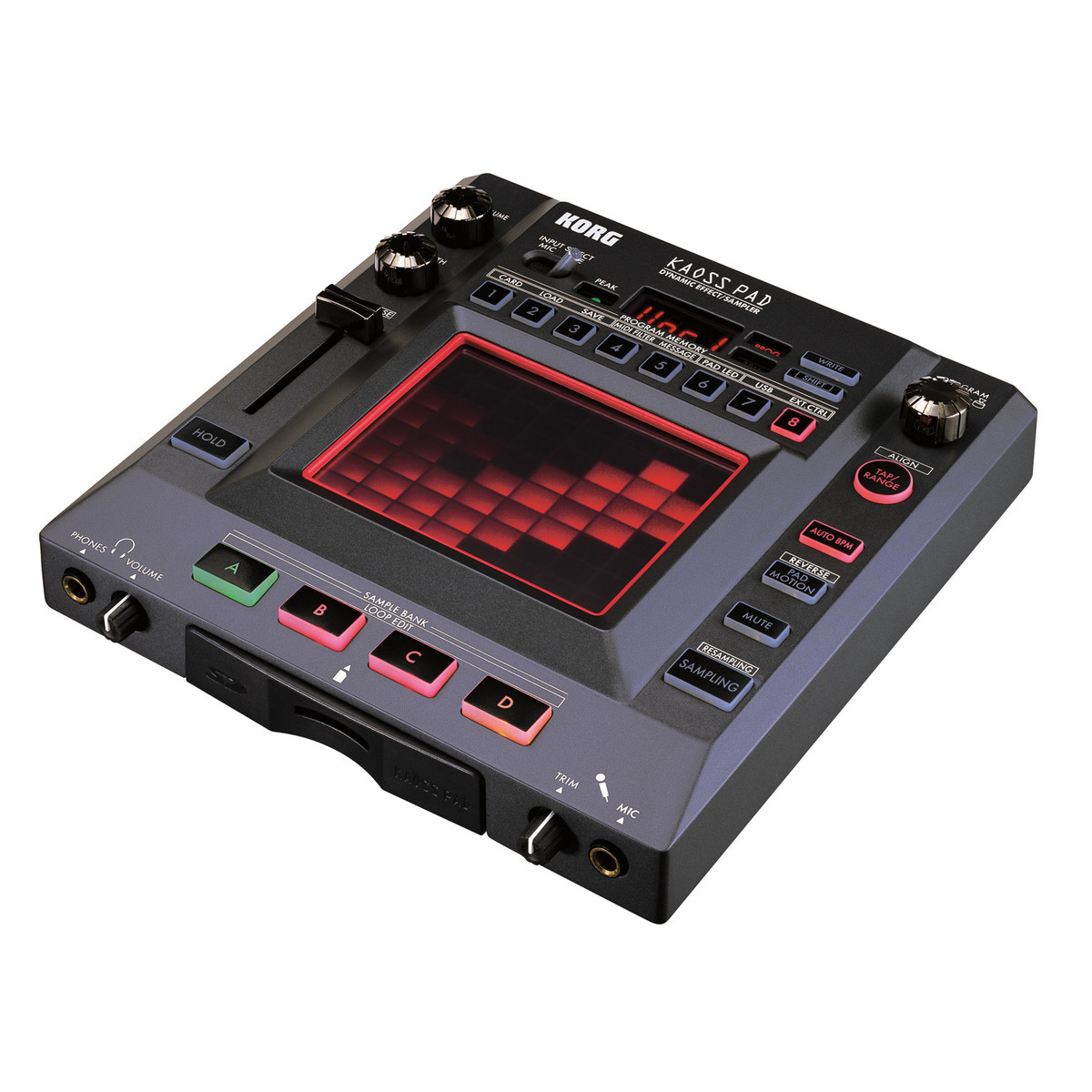 Image of Korg Kaoss Pad KP3+ Dynamic Effects/Sampler