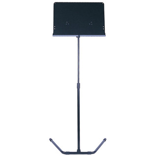 Kinsman Stacking Conductors Music Stand, Black