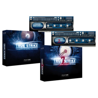 ProjectSAM True Strike 1 and 2 Bundle