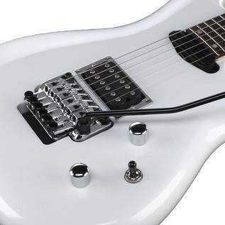 Ibanez Joe Satriani JS140 Signature Electric Guitar, White
