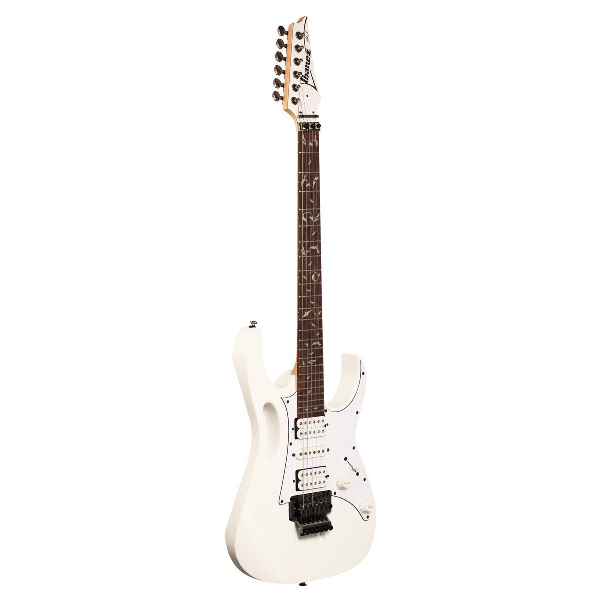 ibanez steve vai jem junior electric guitar white at. Black Bedroom Furniture Sets. Home Design Ideas