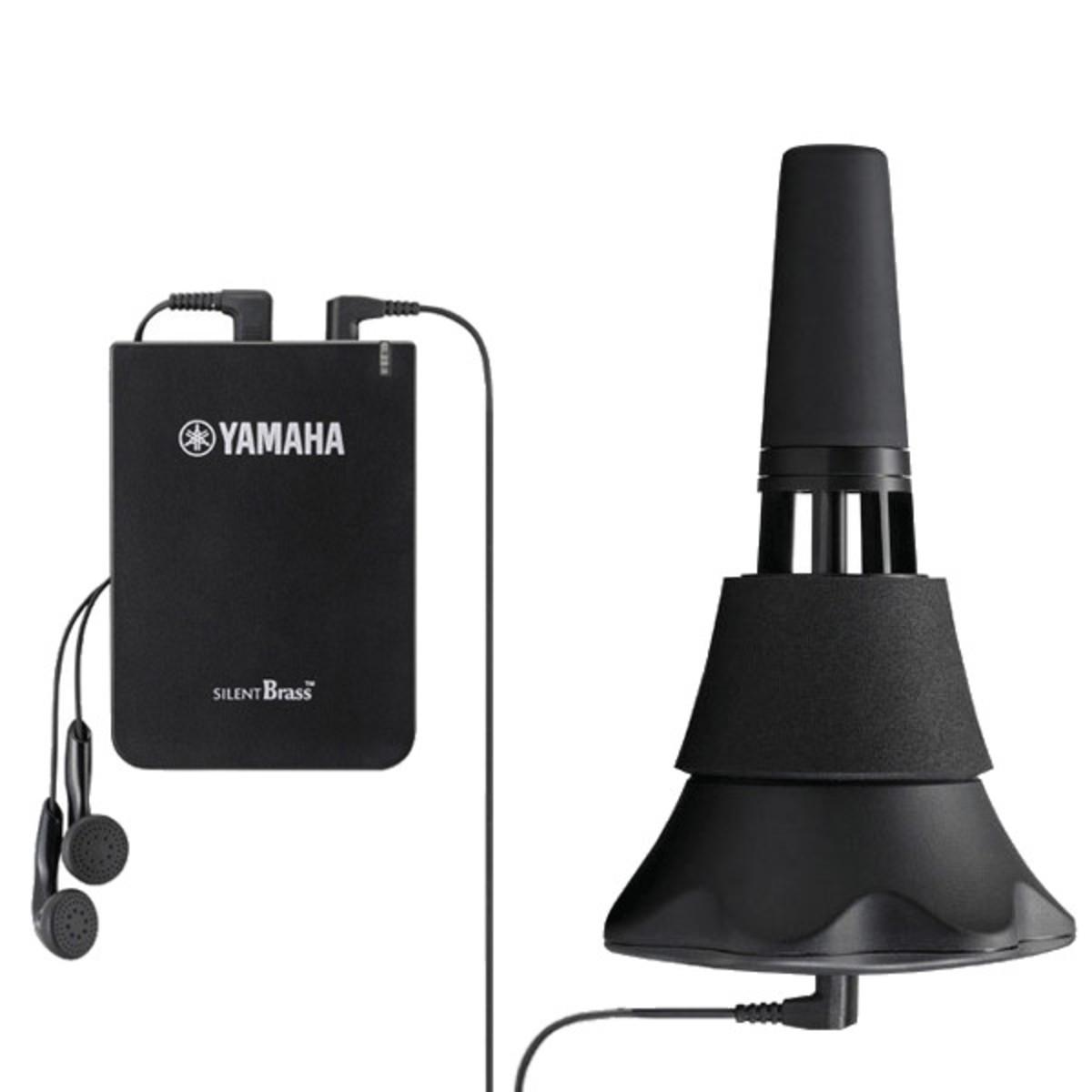 yamaha sb 7x silent brass system for trumpet at. Black Bedroom Furniture Sets. Home Design Ideas