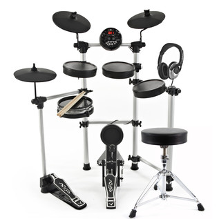 Digital Drums 501 Electronic Drum Kit Package Deal