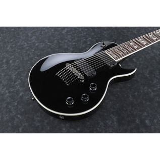 Ibanez ARZIR28 Iron Label 8-String Electric Guitar, Black 2