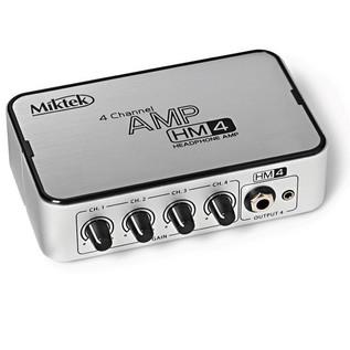 Miktek HM4 4 Channel Headphone Amplifier